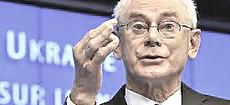 Herman Van Rompuy, presidente del Consiglio d'Europa