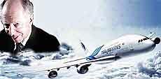 I Rothschield e l'aereo della Malaysia Airlines
