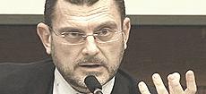 Il magistrato Luciano Barra Caracciolo