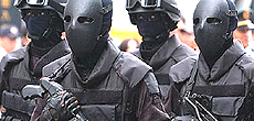 Il nuovo look delle forze speciali di Taiwan
