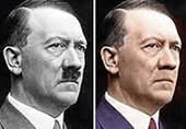 Ricostruzione, Hitler senza baffi