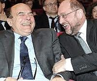 Bersani e Schulz