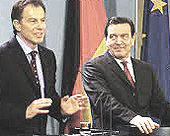 Blair e Schroeder