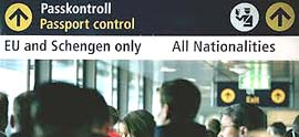 L'Europa di Schengen