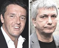 combo Bersani Renzi Vendola