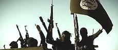 Guerriglieri islamisti dell'Isis