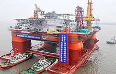 Il colossale impianto estrattivo cinese