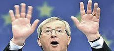 Il lussemburghese Jean-Claude Juncker