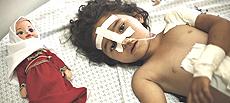 Israele colpisce i bambini palestinesi
