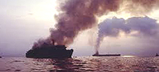 L'incendio del traghetto Moby Prince