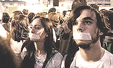 Manifestazione di piazza
