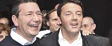 Marino e Renzi