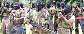 Nigeria, i ribelli di Boko Haram