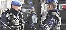 Polizia militare portoghese nell'Eurogendfor