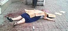 Strage di civili russofoni nel Donbass