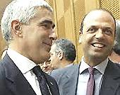 Casini e Alfano