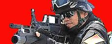 Cina, forze speciali