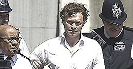 L'arresto di David Lawley-Wakelin