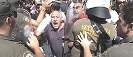 La disperazione dei greci