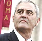 L'ambasciatore statunitense Ronald Spogli