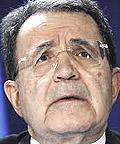 Prodi, sostenitore dell'euro