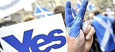 Scozia, indipendentisti