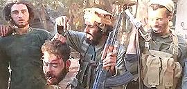 Siria, decapitazioni