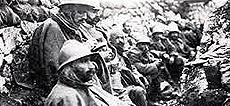Trincee della Grande Guerra