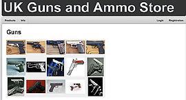 Uk guns store