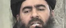 Abu Bakr Al-Baghadi, leader dell'Isis
