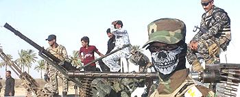 Guerriglieri jihadisti