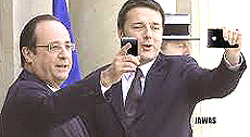Hollande e Renzi
