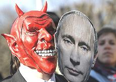 La demonizzazione di Putin