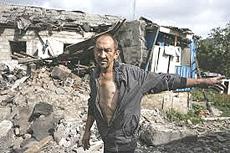 La guerra nel Donbass