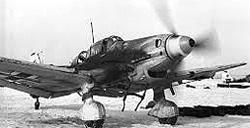 Lo Junkers-87