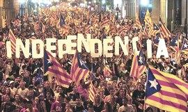Barcellona, indipendentisti catalani