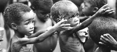 La fame in Africa