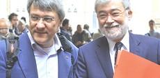 Landini e Cofferati