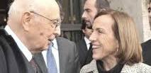 Napolitano e Fornero