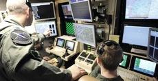 Centro di comando per teleguidare i droni