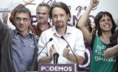 """Gli spagnoli di """"Podemos"""""""