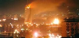 I bombardamenti Usa su Belgrado