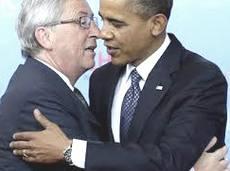 Juncker e Obama