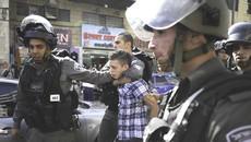 La repressione israeliana contro i palestinesi