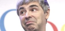 Larry Page, di Google