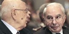 Napolitano e Amato