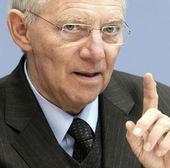 Wolfgang Schäuble, guardiano del rigore tedesco