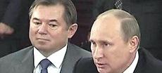 Glazyev e Putin