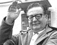 Allende, assassinato dal golpe della Cia