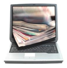 Giornali e computer